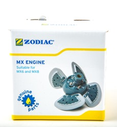 Zodiac MX8/MX6 Engine