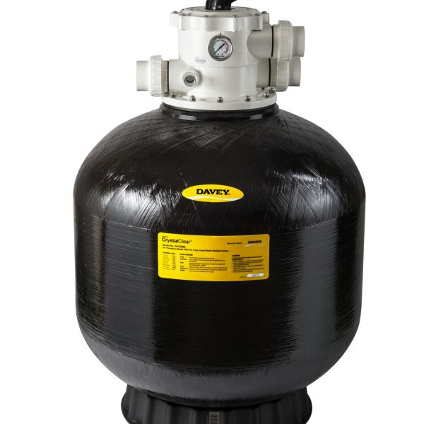 Davey Crystal Clear Sand Filter Best Price Pool Equipment