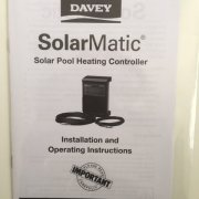 Davey_Solarmatic_Product_Manual