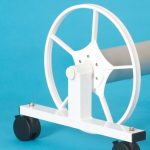 Daisy 5 Star Low Profile LP Wide Mobile Roller