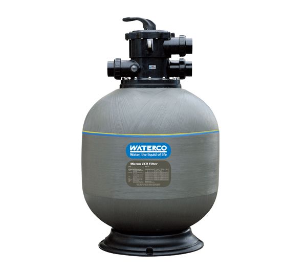 Waterco s602 eco sand filter best price pool equipment Glass filter media for swimming pools
