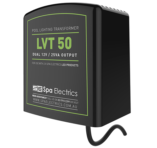 LV50_Spa_Electrics_Dual_LED_Light_Transformer