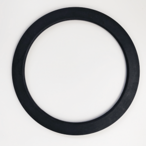Poolrite MPV gasket for sand filter tank against a white background.