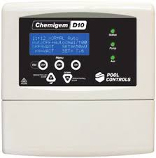 Chemigem D10V chemical automatic dosing system.
